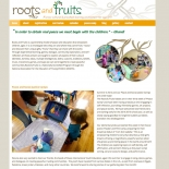 Roots and Fruits Preschool